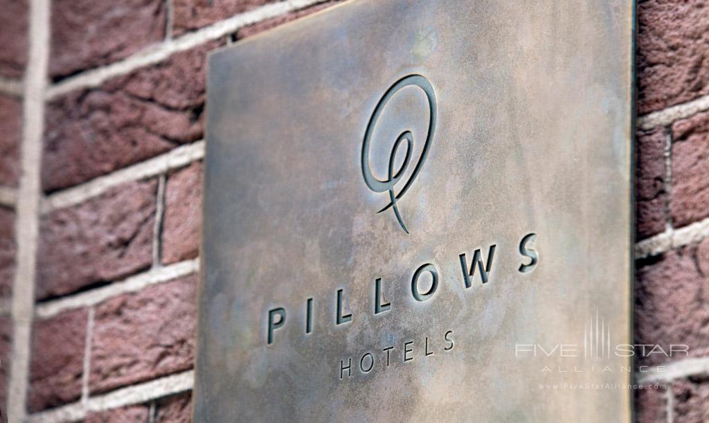 Pillows Anna van den Vondel, Netherlands