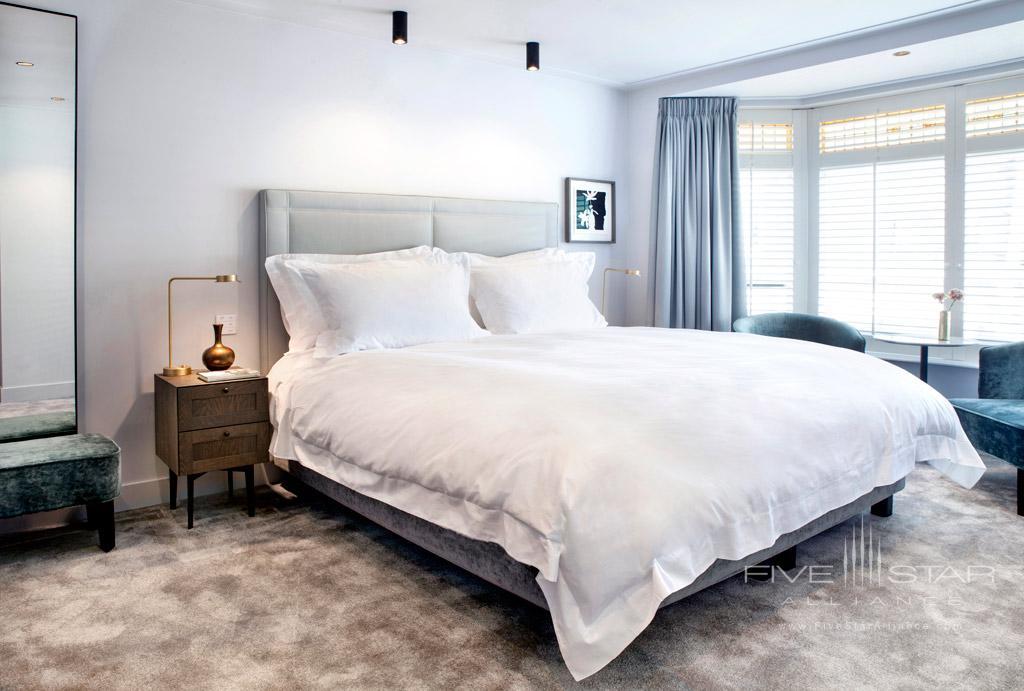 Luxury Guest Room at Pillows Anna van den Vondel, Netherlands