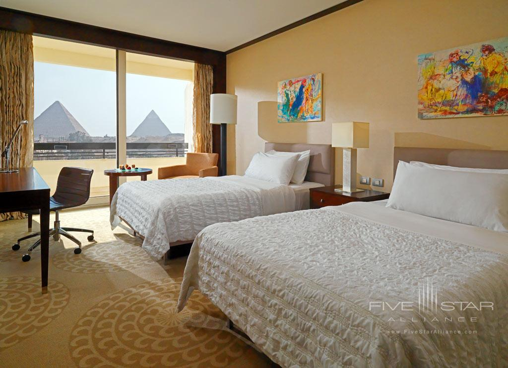 Premium Deluxe Double Guest Room at Le Meridien Pyramids, Cairo, Egypt