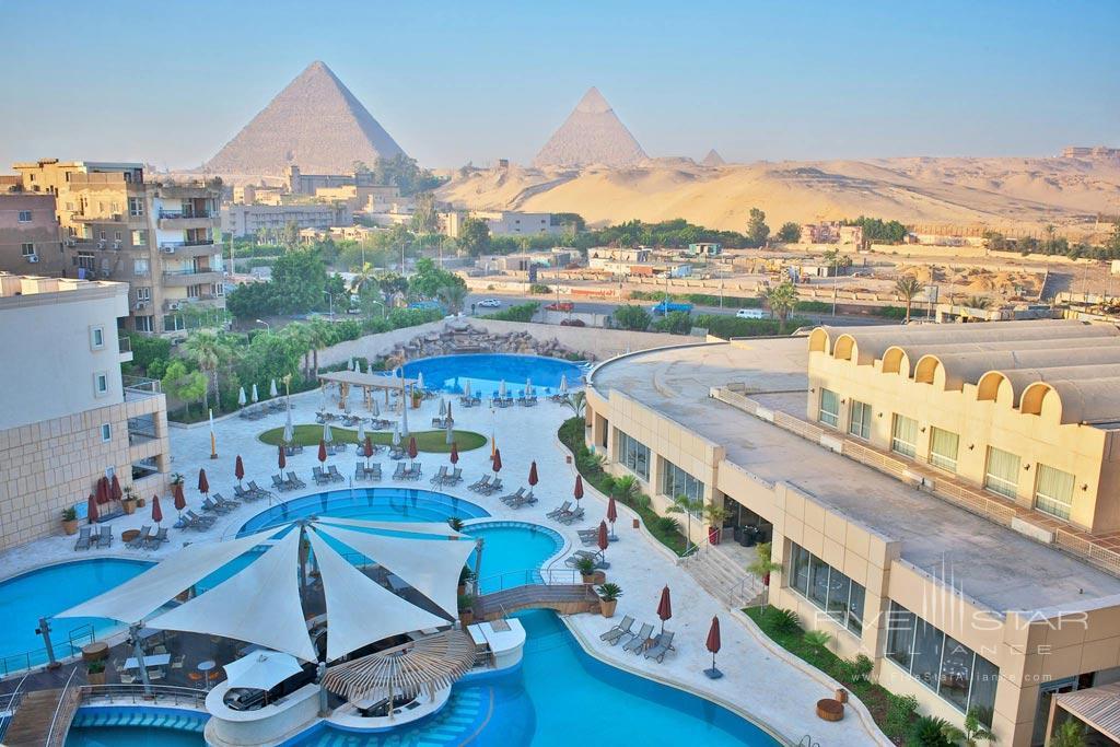 Le Meridien Pyramids, Cairo, Egypt