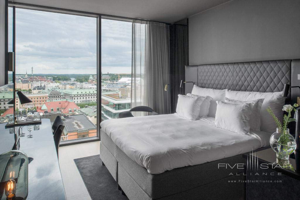 Deluxe Guest Room at At Six, Stockholm, Sweden
