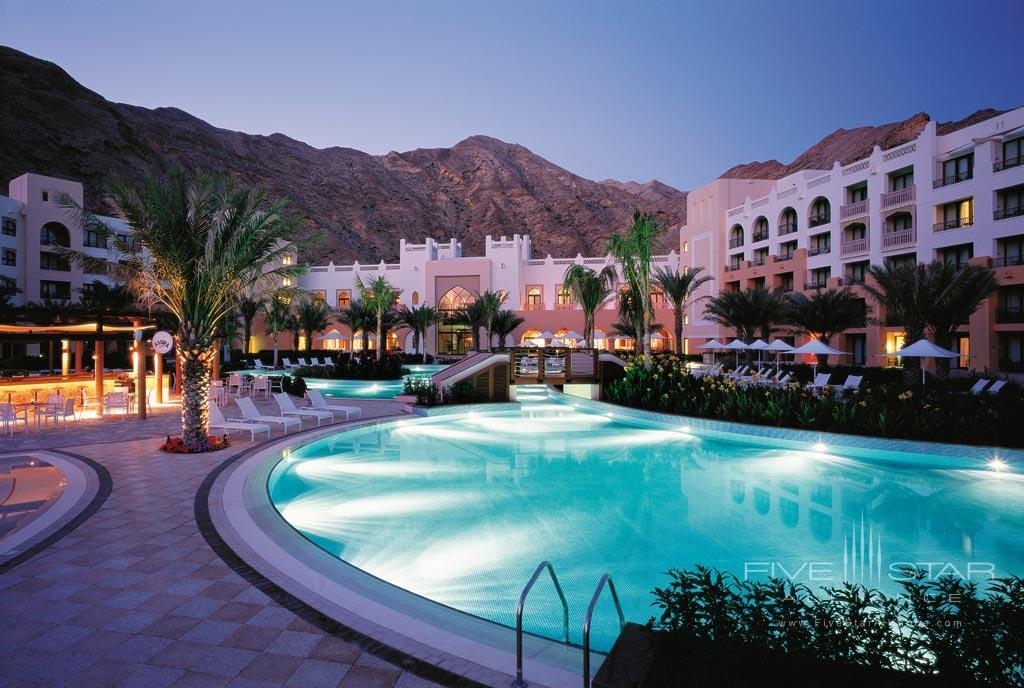 Shangri-La Barr Al Jissah Resort and Spa, Muscat, Oman