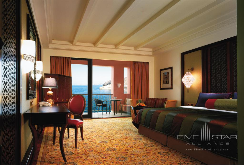 Guest Room with Views at Shangri-La Barr Al Jissah Resort and Spa, Muscat, Oman