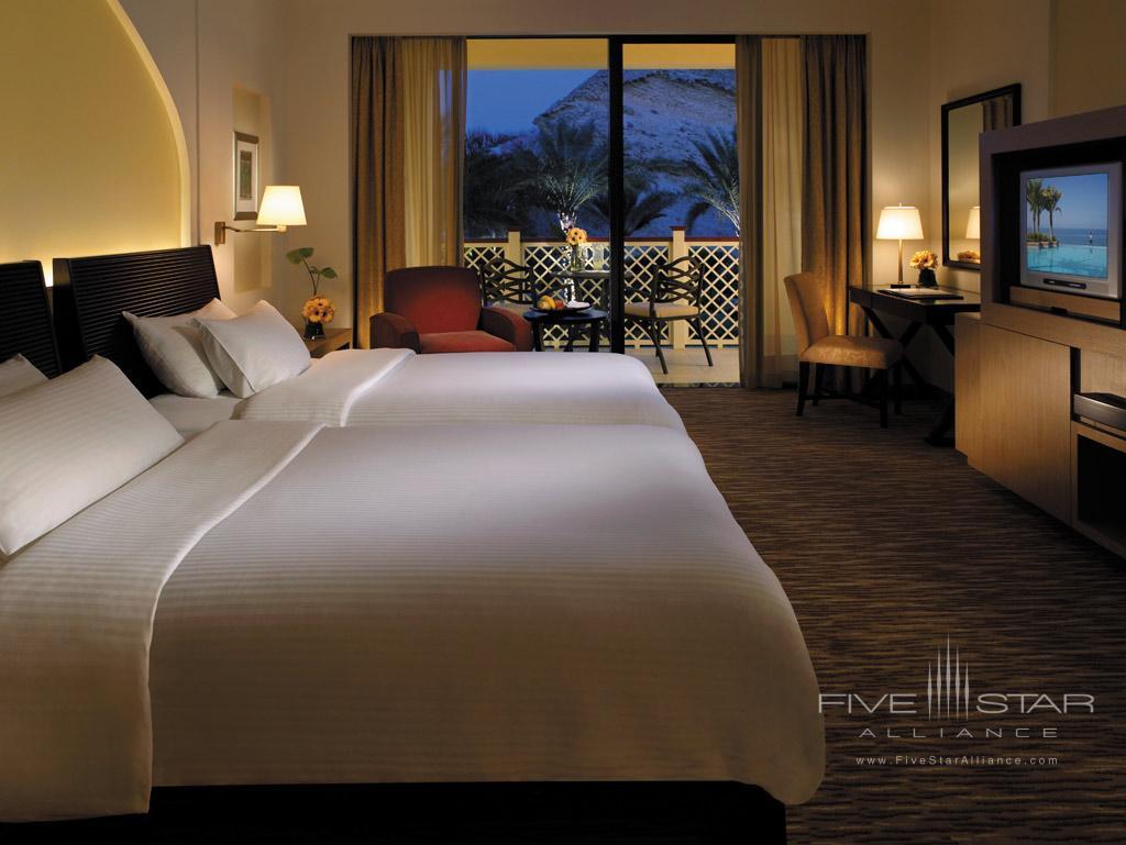 Double Guest Room at Shangri-La Barr Al Jissah Resort and Spa, Muscat, Oman