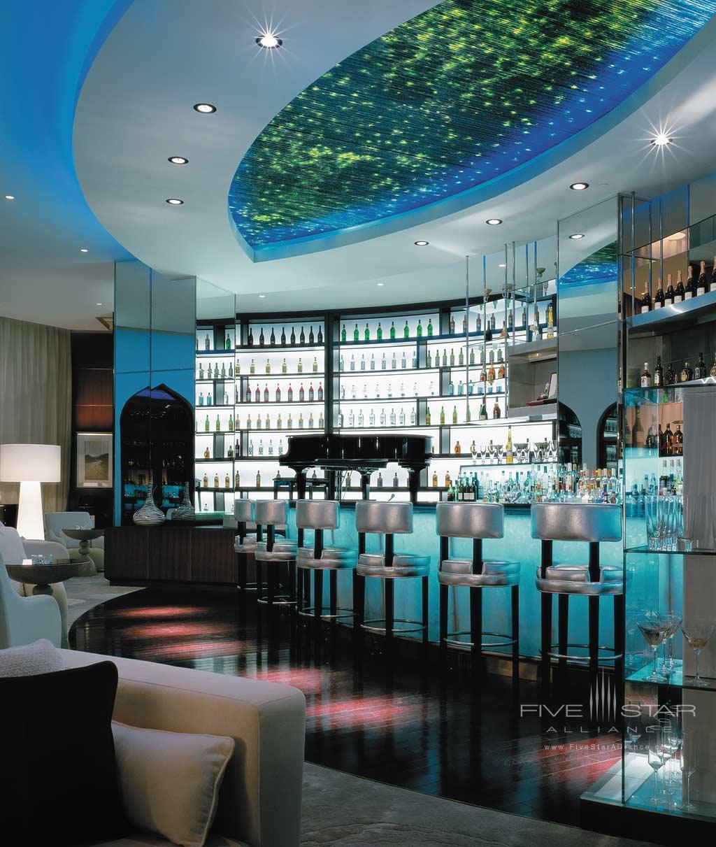 Bar at Shangri-La Barr Al Jissah Resort and Spa, Muscat, Oman