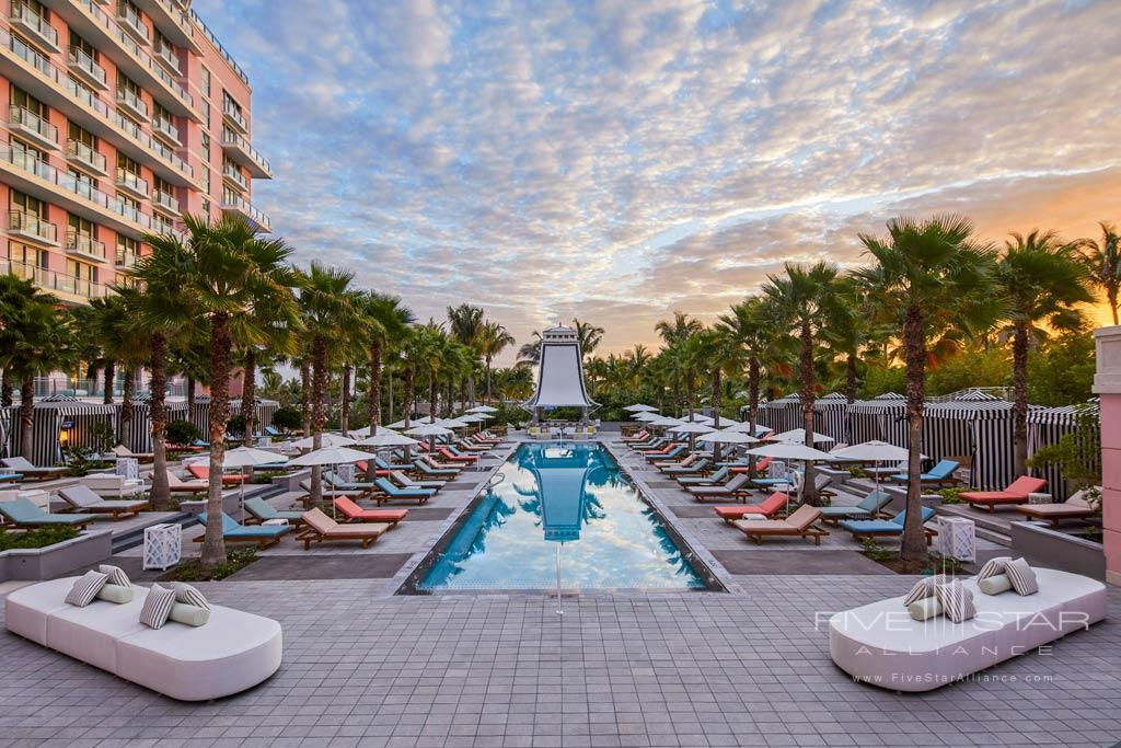 The Pool at SLS Baha Mar