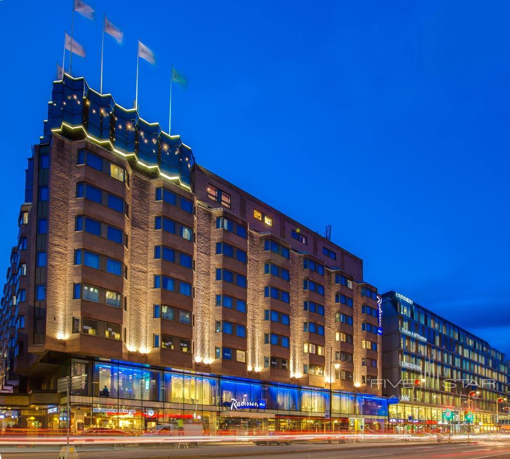 Radisson Blu Royal Viking Hotel Stockholm, Sweden
