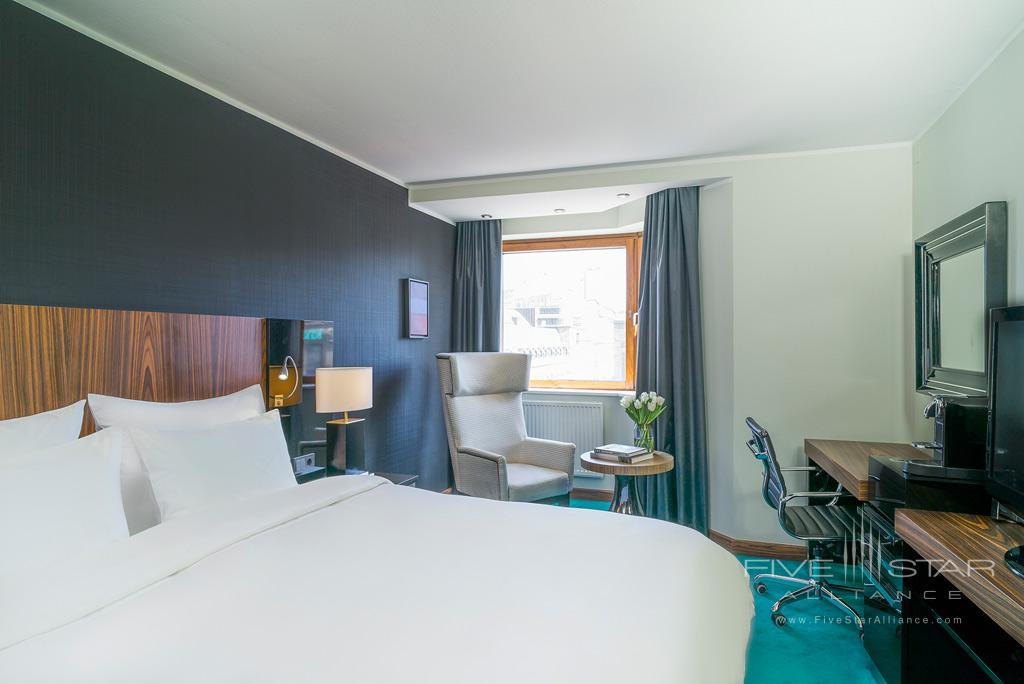 Business Guest Room at Radisson Blu Royal Viking Hotel Stockholm, Sweden