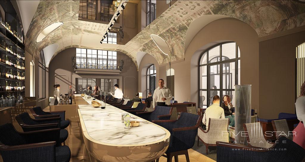 Dine at Hotel Lutetia, Paris, France