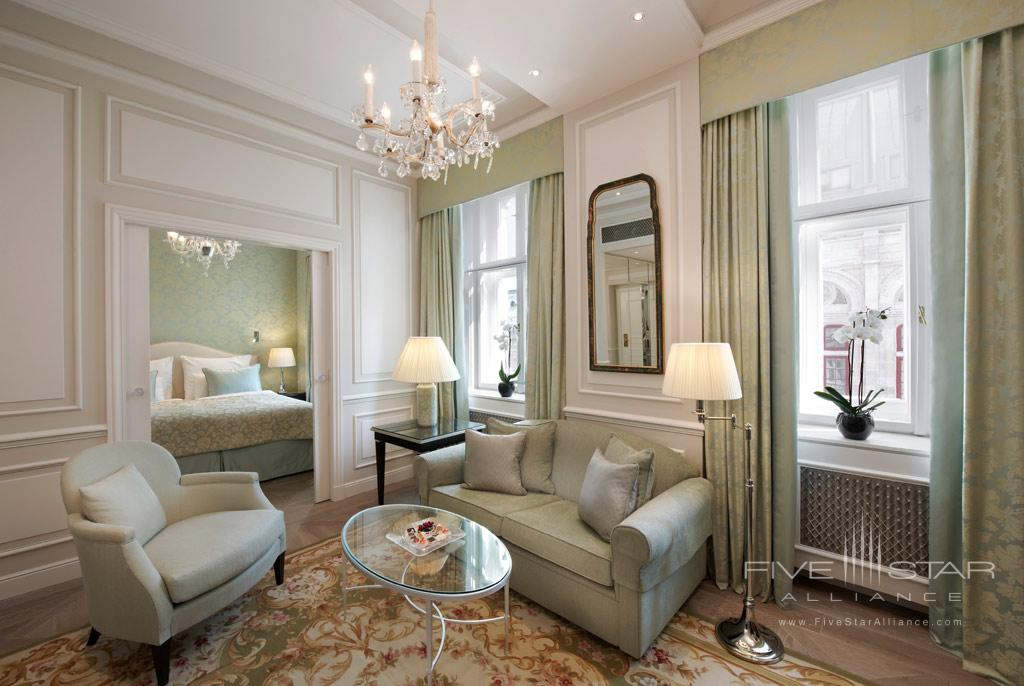 Executive Suite at Hotel Sacher Wien