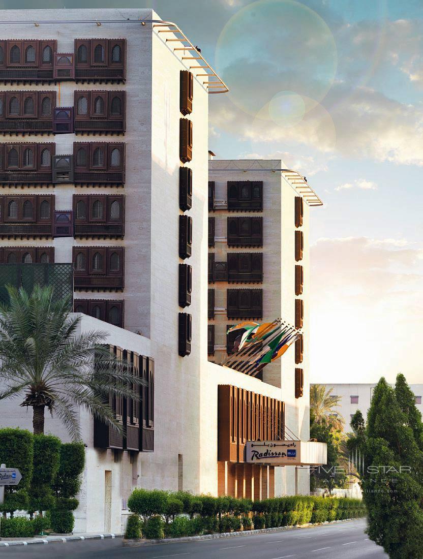 Radisson Blu Hotel Jeddah, Saudi Arabia