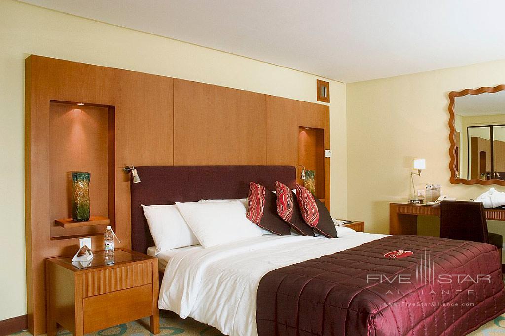 Guest Room at Radisson Blu Hotel Jeddah, Saudi Arabia