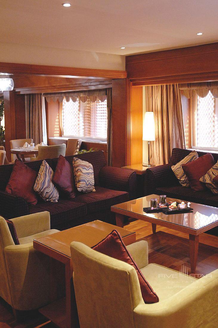 Royal Club Lounge at Radisson Blu Hotel Jeddah, Saudi Arabia
