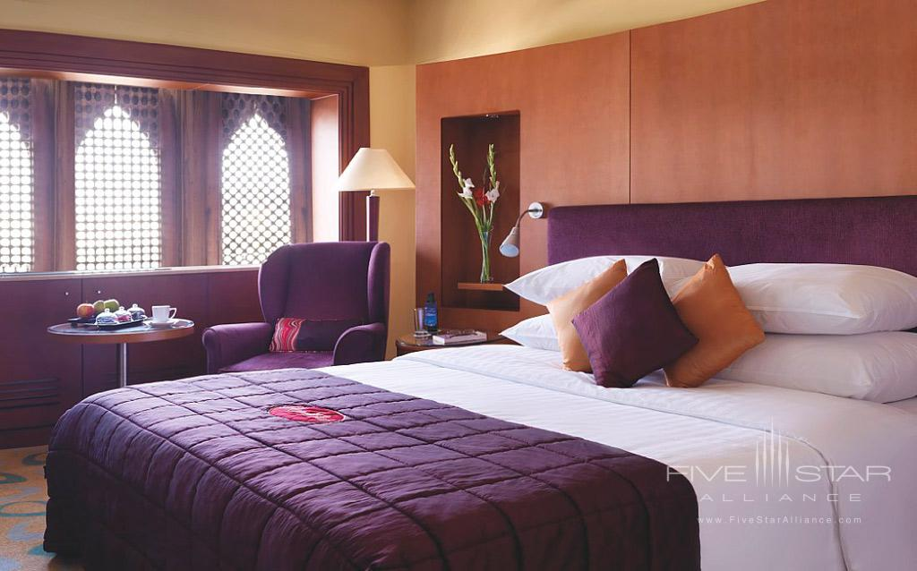 Royal Club Guest Room at Radisson Blu Hotel Jeddah, Saudi Arabia