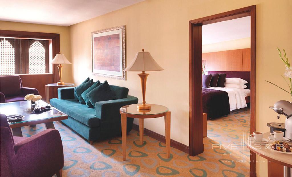 Royal Club Suite at Radisson Blu Hotel Jeddah, Saudi Arabia