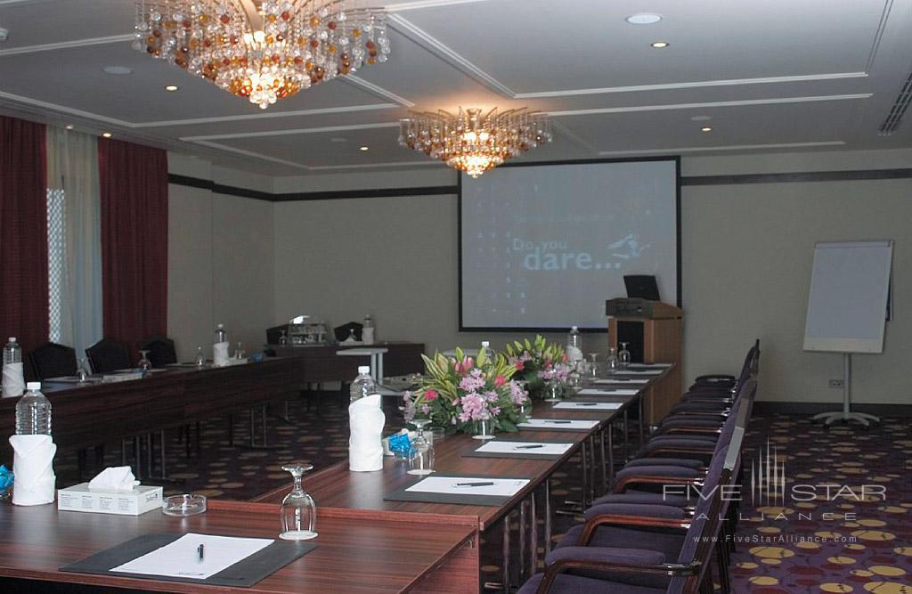 Meetings at Radisson Blu Hotel Jeddah, Saudi Arabia