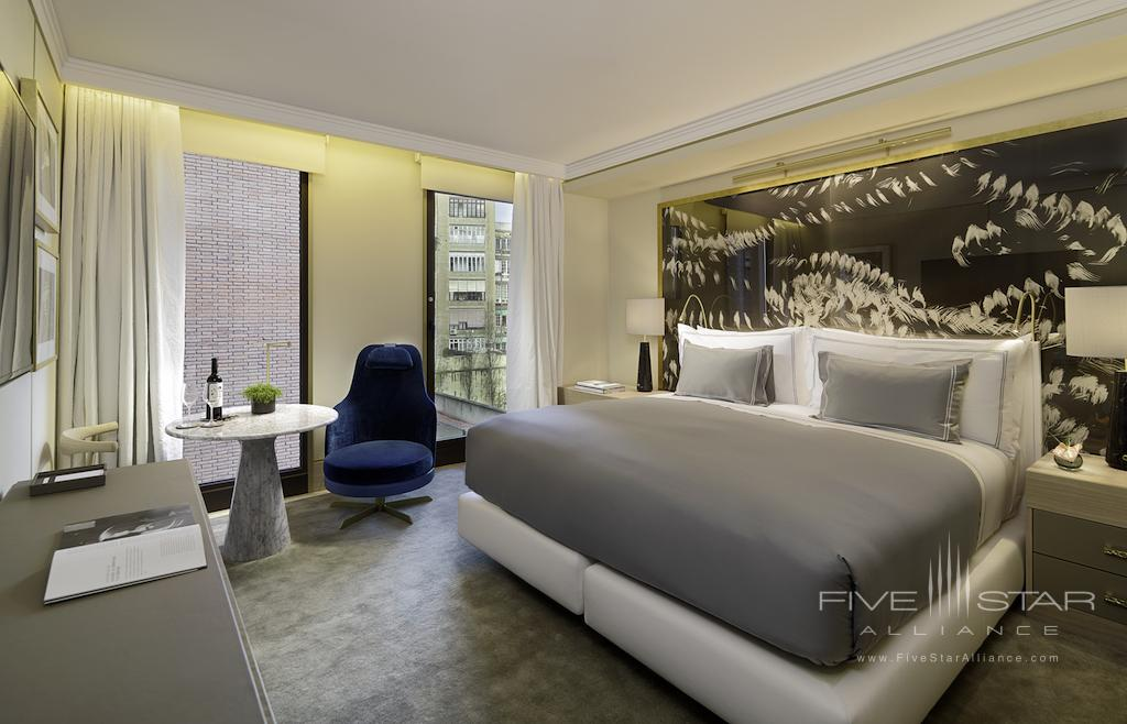 Deluxe Room at The One Barcelona