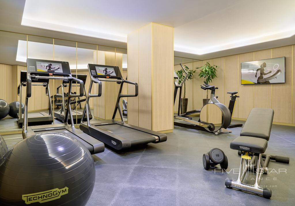 Fitness Center at The One Barcelona