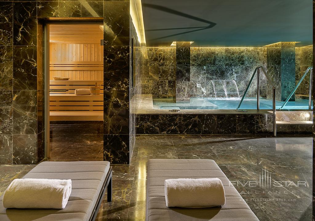 Spa Experience Pool at The One Barcelona