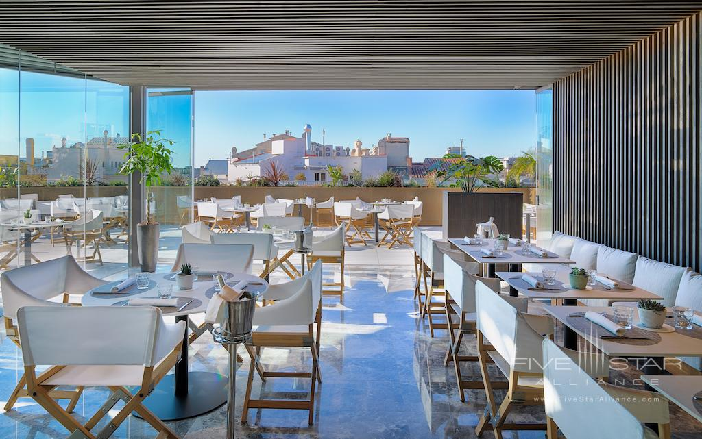 Mood Rooftop Restaurant at The One Barcelona
