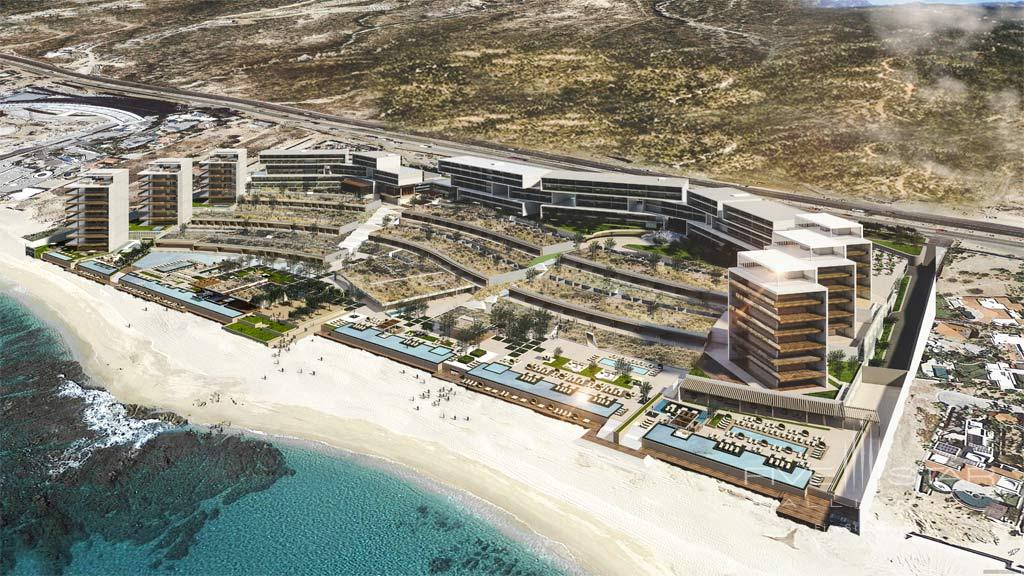 Solaz Resort, San Jose del Cabo, Baha California Sur, Mexico