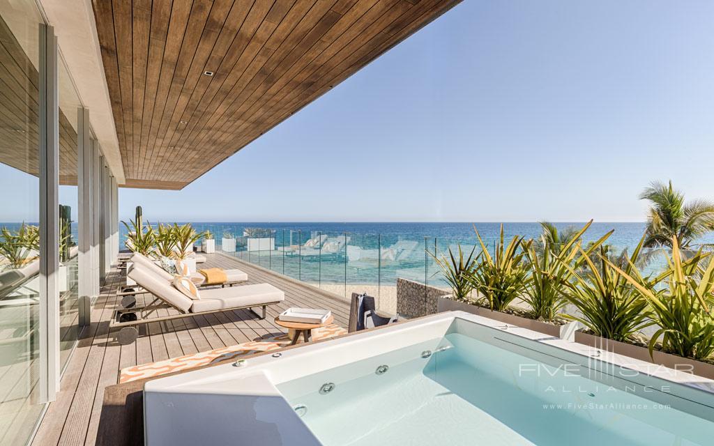 Guest Balcony at Solaz Resort, San Jose del Cabo, Baha California Sur, Mexico