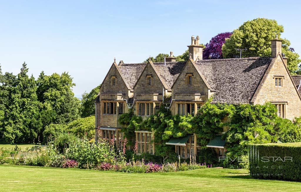 Buckland Manor, Worcs, United Kingdom