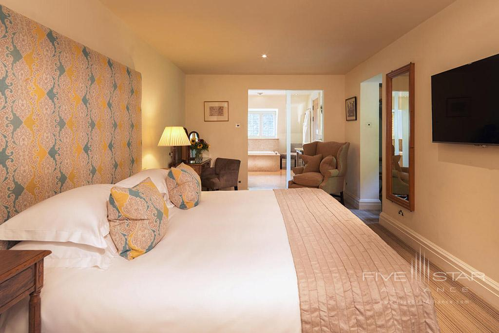 Deluxe Guest Room at Gidleigh Park, Devon, United Kingdom