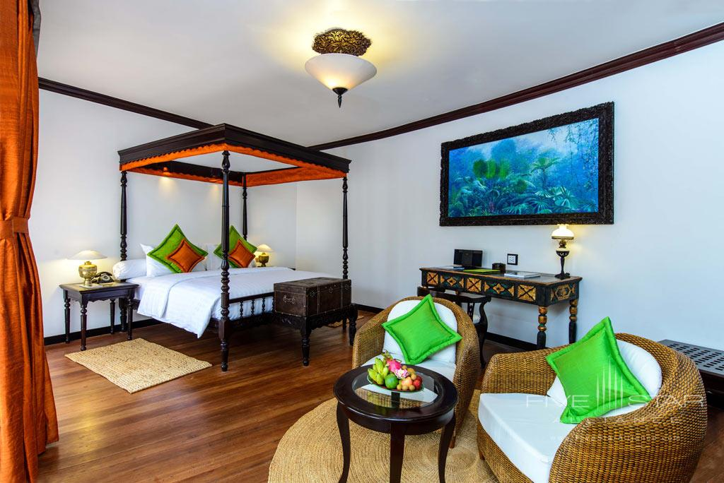 Family Suite Room at Angkor Village Resort, Siem Reap, Cambodia