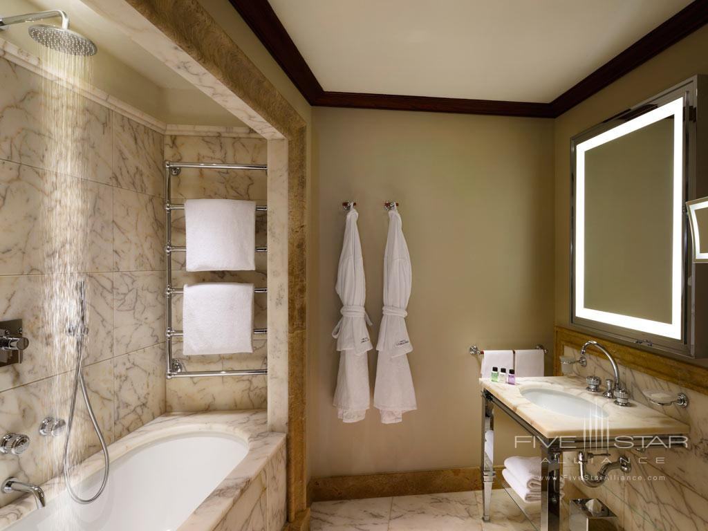 Guest Bath at L'Orologio Firenze, Florence , Italy