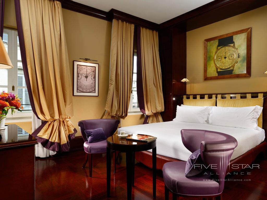 Guest Room at L'Orologio Firenze, Florence , Italy