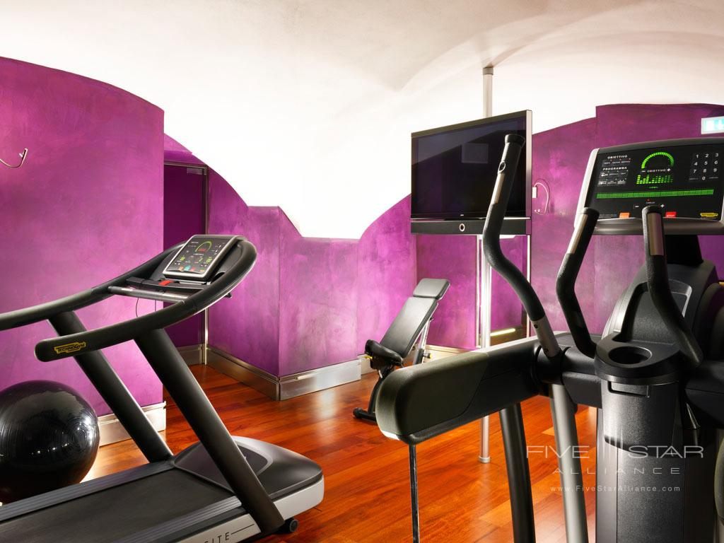 Fitness Center at L'Orologio Firenze, Florence , Italy