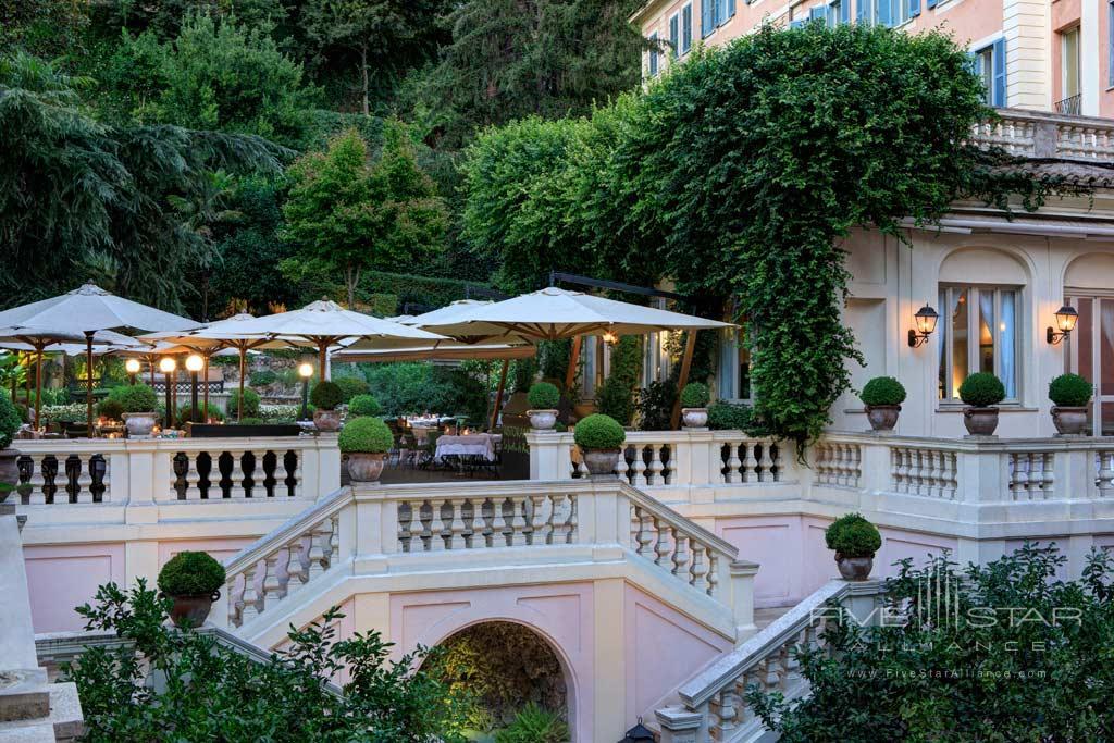Rocco Forte Hotel De Russie, Rome, Italy