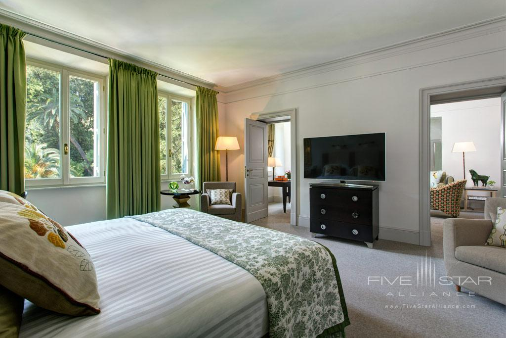 Executive Suite at Rocco Forte Hotel De Russie, Rome, Italy