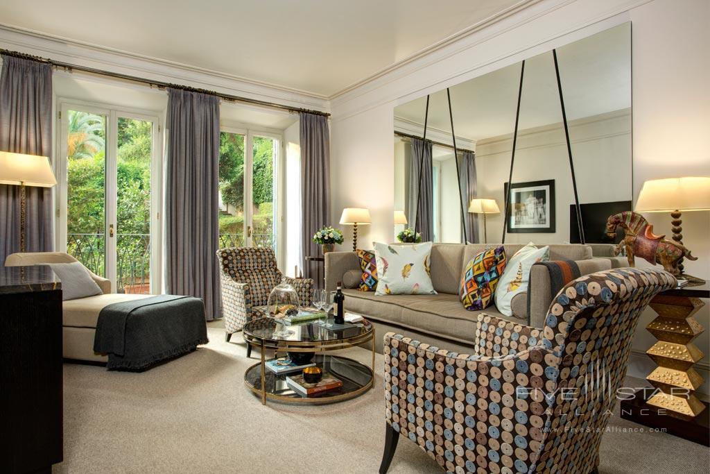 Classic Suite at Rocco Forte Hotel De Russie, Rome, Italy