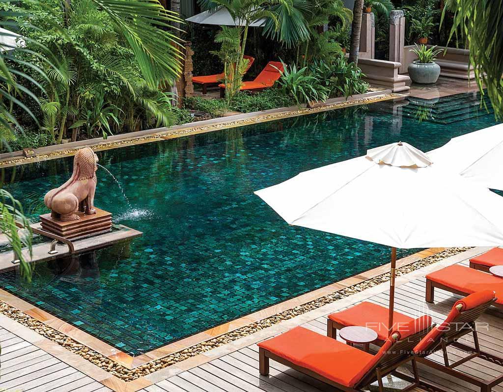 Belmond La Residence d'Angkor, Siem Reap, Cambodia