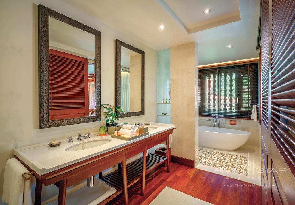 Garden Jr Suite at Belmond La Residence d'Angkor, Siem Reap, Cambodia