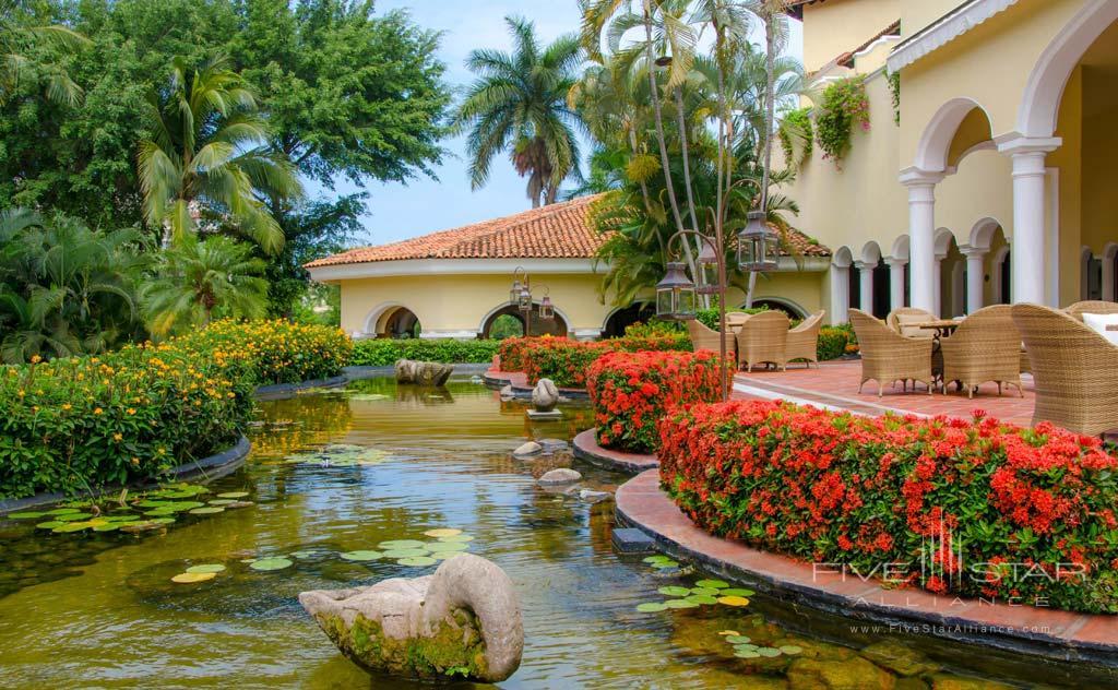 Terrace Views at Casa Velas Hotel Boutique & Spa, Puerto Vallarta, C.P., Mexico
