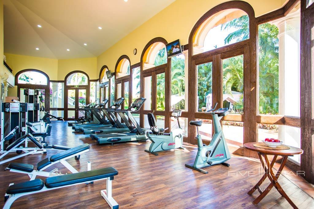 Fitness Center at Casa Velas Hotel Boutique & Spa, Puerto Vallarta, C.P., Mexico