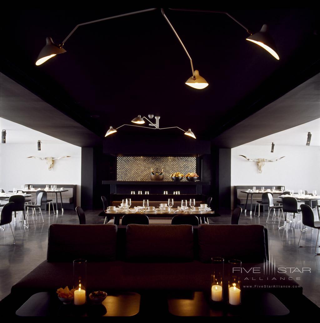 Dine at Hotel Habita Monterrey, Monterrey, NL, Mexico