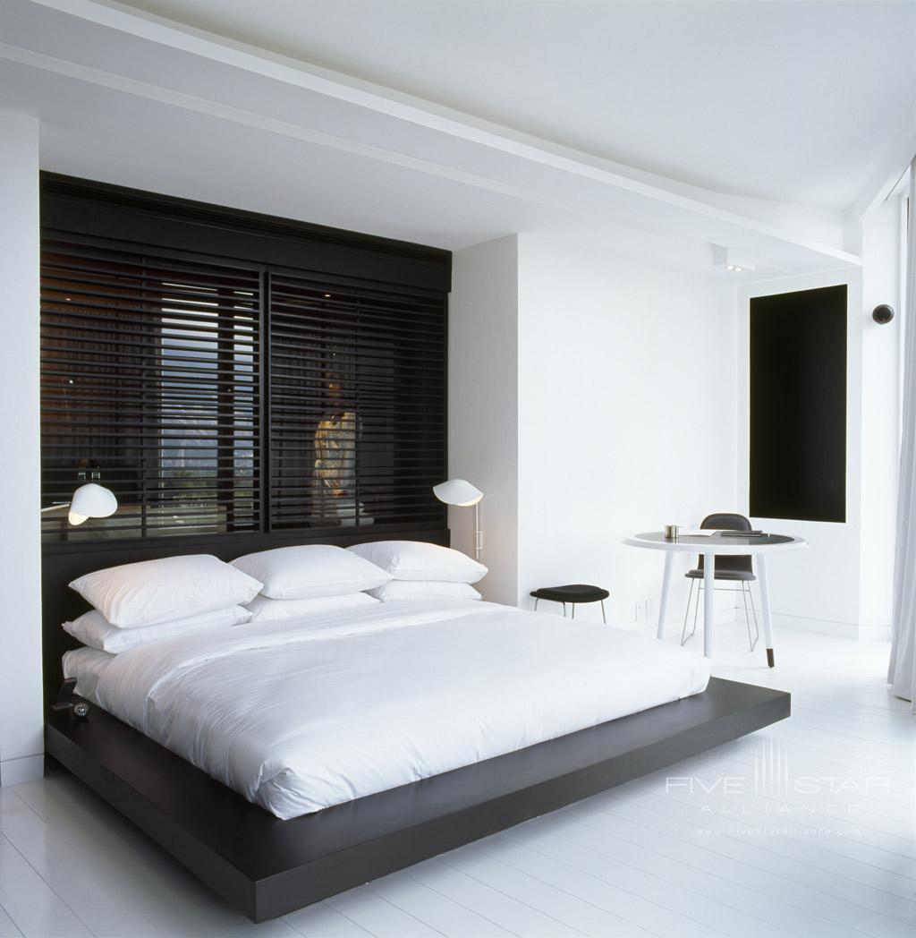 Guest Room at Hotel Habita Monterrey, Monterrey, NL, Mexico
