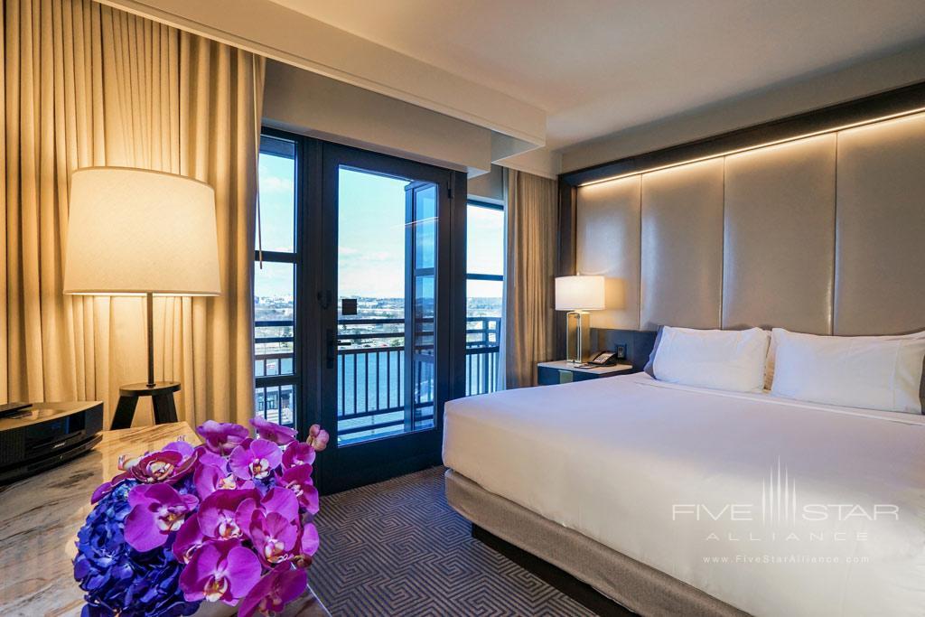 Guest Room at InterContinental Washington D.C. The Wharf