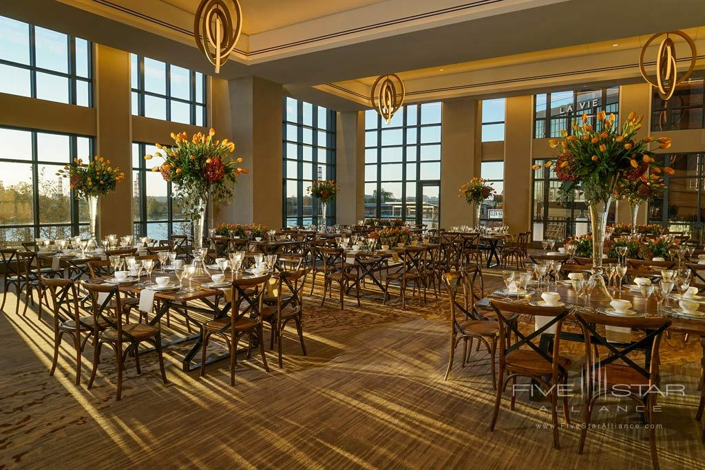 Dine at InterContinental Washington D.C. The Wharf