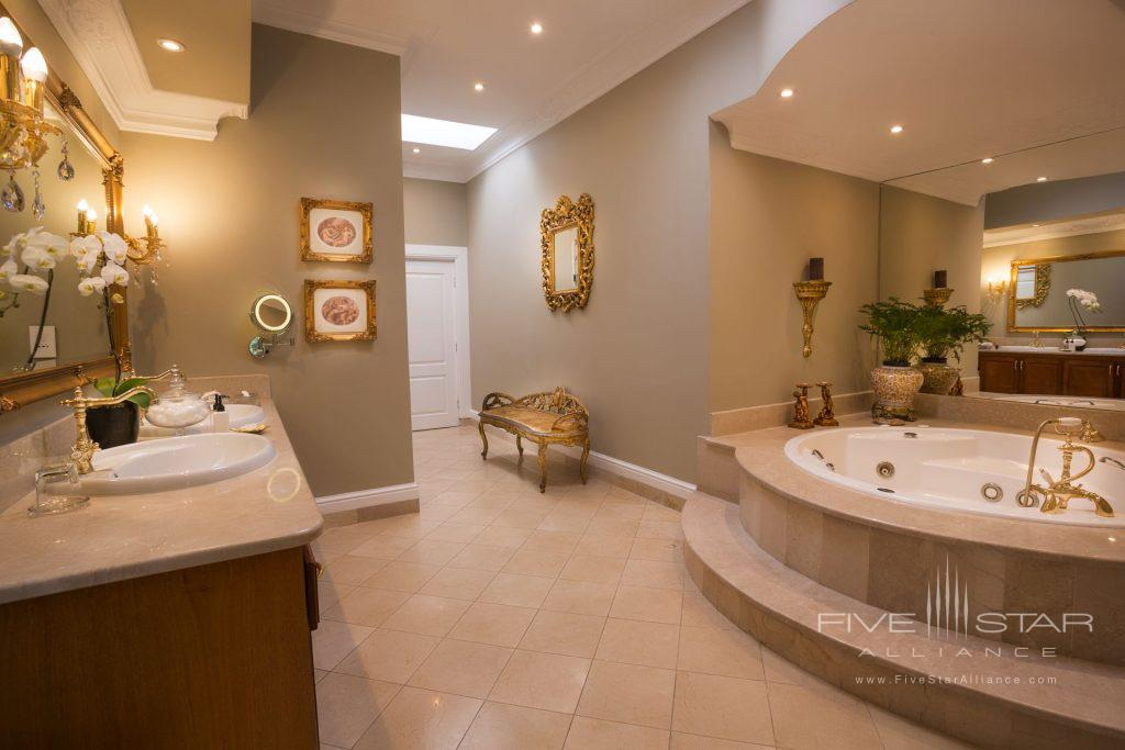 Suite Bath at Fairlawns Boutique Hotel & Spa, Johannesburg, South Africa