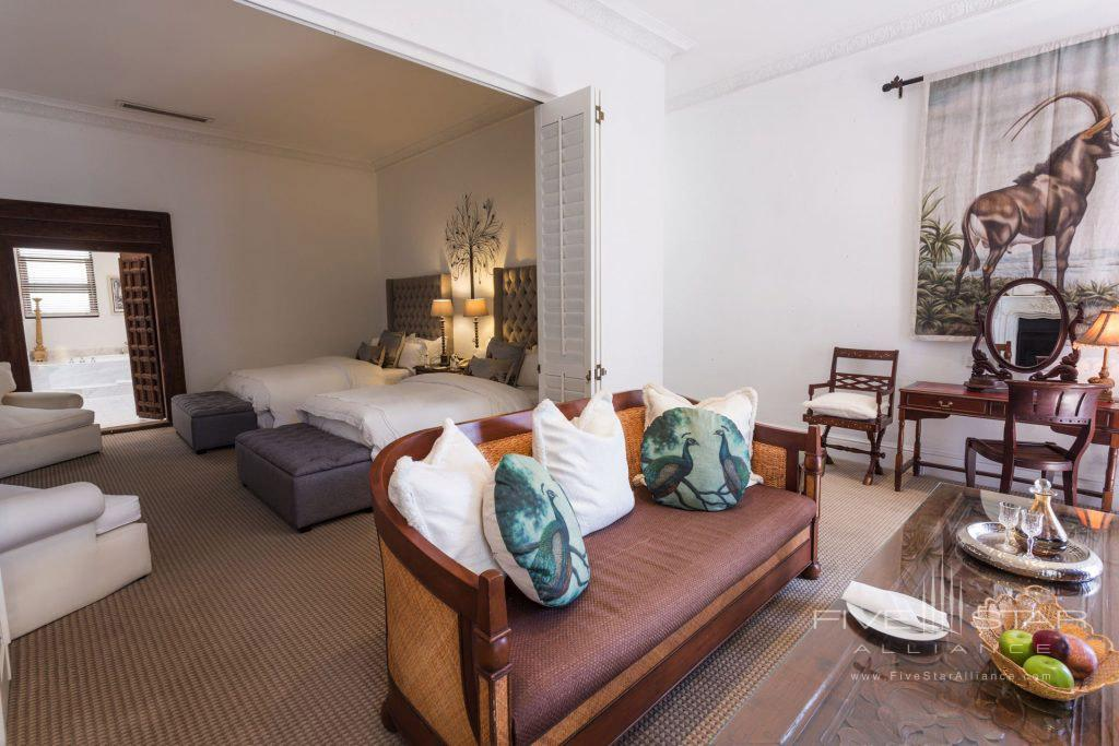 Double Villa at Fairlawns Boutique Hotel & Spa, Johannesburg, South Africa