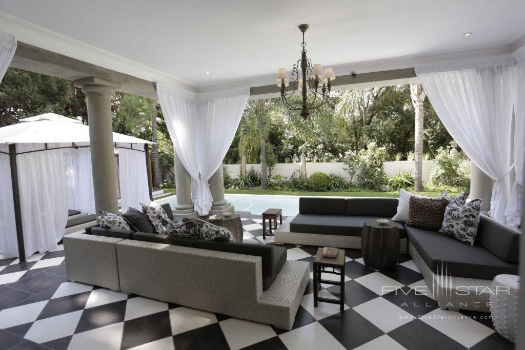 Guest Lounge at Fairlawns Boutique Hotel & Spa, Johannesburg, South Africa