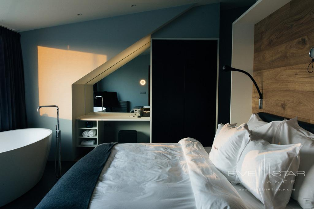 Guest Room at ION City Hotel, Iceland