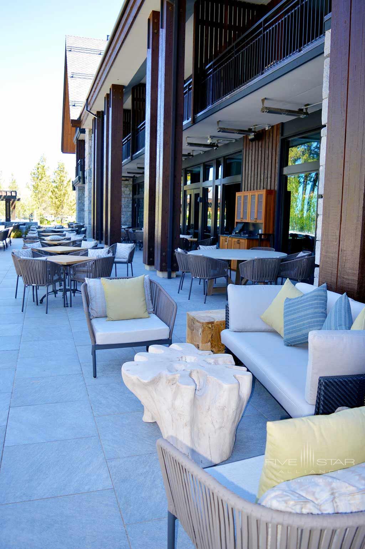 Terrace Dining at Edgewood Tahoe, Lake Tahoe, NV