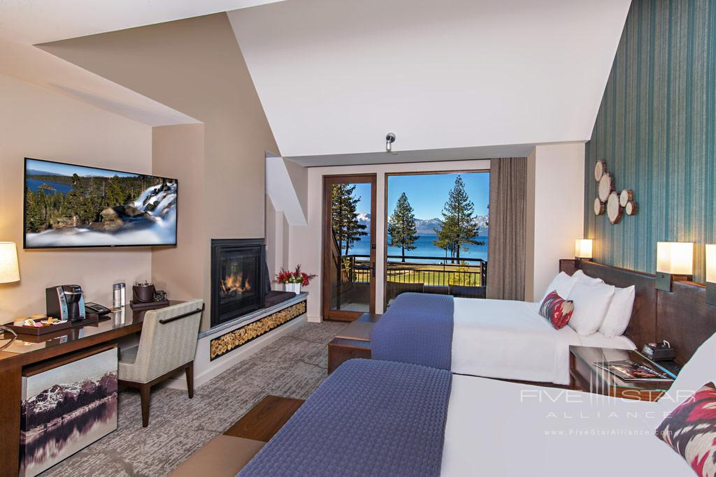 Lakeview Double Queen at Edgewood Tahoe, Lake Tahoe, NV