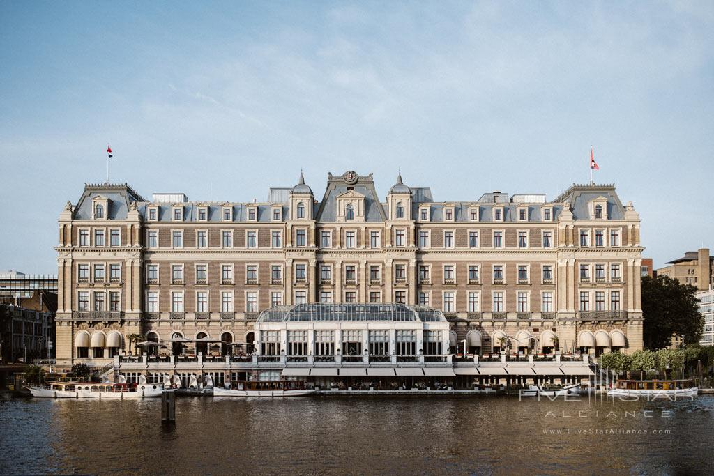 InterContinental Amstel Hotel, Amsterdam, Netherlands
